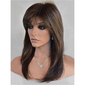 Accessories - long hair Bangs wig